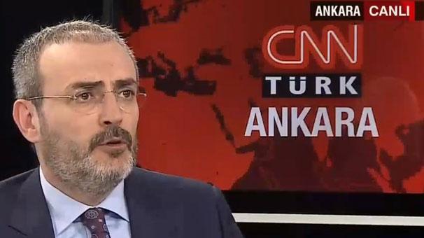AK Partili Ünal'dan Mansur Yavaş açıklaması: Biz olayın ahlak tarafındayız.