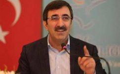 AK Partili Cevdet Yılmaz'dan 31 Mart uyarısı.