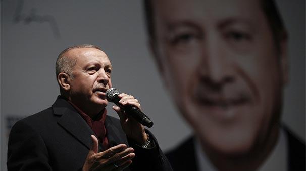 Cumhurbaşkanı Erdoğan: Yeni Zelanda teröristi ve DEAŞ'ın kumaşı aynıdır.