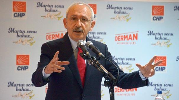 Kılıçdaroğlu: Elinizi vicdanınıza koyup oyunuzu öyle kullanın.