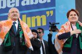 Kılıçdaroğlu ve Akşener'in ortak mitinglerine yeni iller eklendi.