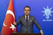 """Ömer Çelik: """"Biz, Mansur Yavaş'la ilgili iddialara cevap verilmesinden bahsediyoruz""""."""
