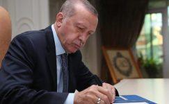 Cumhurbaşkanı Erdoğan imzaladı! Devlet memurlarına  ödenecek zam ve tazminatlar…