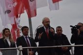 """Kılıçdaroğlu: """"Huzurdan, üretmekten, çalışmaktan yanayız""""."""