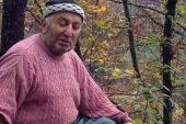 Trabzon'da feci ölüm! Kendi yaktığı ateşte yanarak öldü.