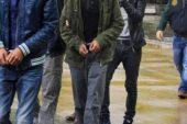 Uyuşturucu satıcıları PKK'lı çıktı.