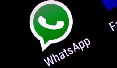 WhatsApp'ın yeni özelliği grup mesajı nasıl kullanılır? WhatsApp'ta şoke eden hata!.