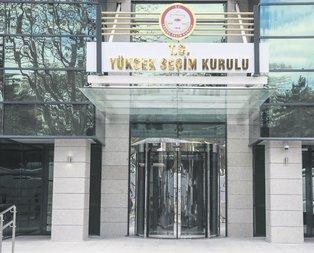 YSK, İstanbul seçimleriyle ilgili itirazları görüşmeye devam etti.