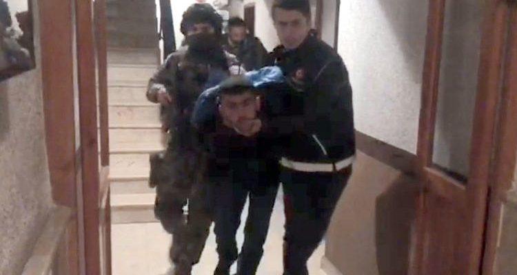 Ankara'daki dev operasyon yeni gözaltı! Sağ kolu Ferhat da yakalandı…