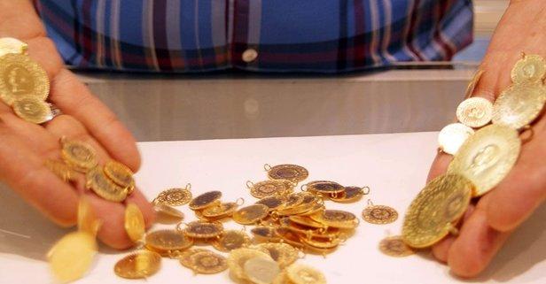 Altın fiyatları son dakika! 18 Nisan Pazartesi Kapalıçarşı 22 ayar bilezik, gram altın çeyrek tam yarım altın fiyatları kaç para?.