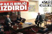 CHP'nin HDP ile iş birliği kızdırdı! O ziyaret iptal edildi.