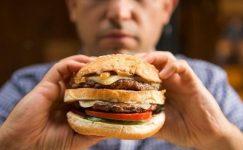 Hamburger hafızayı siler.