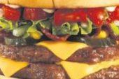 Hamburger kalp kırıyor.