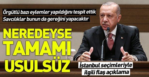 Son dakika: Başkan Erdoğan'dan Rusya ziyareti öncesi önemli açıklamalar.