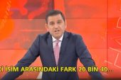 FOX TV'de oy usulsüzlüğünü örtme çabası! Fatih Portakal, İmamoğlu'nu parlatma görevini üstlendi.
