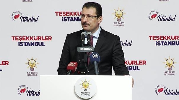 AK Parti'den sayımı durduran CHP açıklaması: Resmen paniğe kapıldılar.