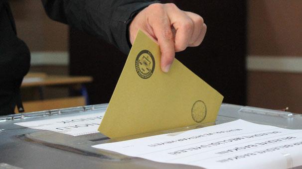 Bağcılar'da 1304 oy AK Parti'ye yazıldı.