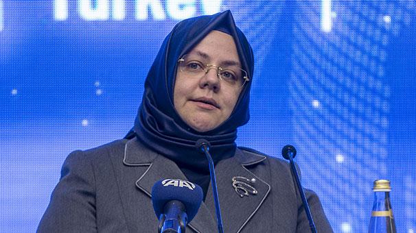 Bakan Selçuk, 6. Bilim ve Fikir Festivali Ödül Töreni'ne katıldı.
