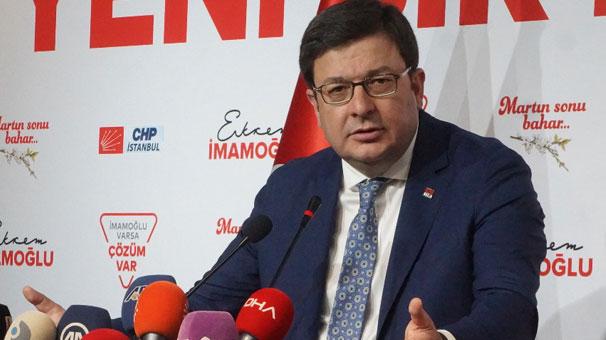 CHP Genel Başkan Yardımcısı Erkek: Usulsüzlükten seçimler yenilenmez.