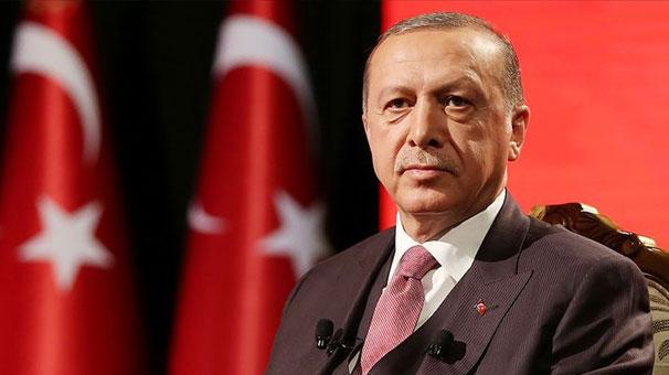 Cumhurbaşkanı Erdoğan'dan Hamursuz Bayramı mesajı.