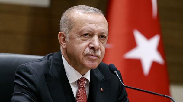 Cumhurbaşkanı Erdoğan, Şanlıurfa'nın kurtuluş yıl dönümünü kutladı.