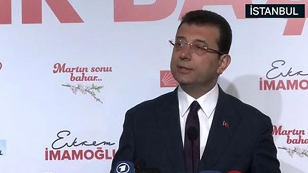 Ekrem İmamoğlu'ndan geçersiz oylarla ilgili açıklama.