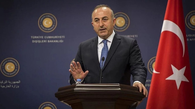Bakan Çavuşoğlu: AB kararını vermeli.