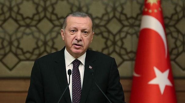 Cumhurbaşkanı Erdoğan'dan Ermeni Patriğine mektup: Buna fırsat vermeyin.