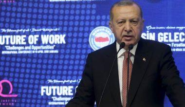 Son dakika… Cumhurbaşkanı Erdoğan: Sizi memurluktan atamazlar, seyirci kalmayız!