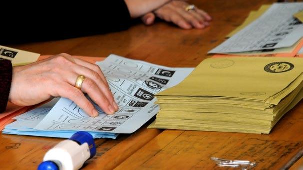 Yalova'da oylar tekrar sayılmaya başlandı.