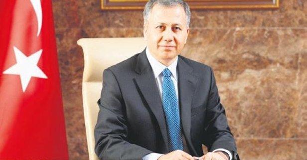 Ali Yerlikaya vekil başkan.