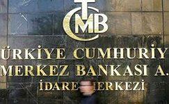 TCMB'nin net uluslararası rezervleri 26.6 milyar dolara yükseldi.