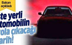 Bakan Varank: Yerli otomobilde 2019 sonunda prototip ortaya çıkacak.