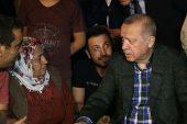 Başkan Erdoğan: Ne dediysek yaptık yine yaparız.