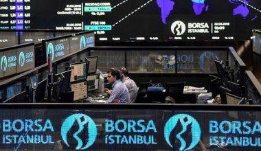 Borsa güne yükselişle başladı.