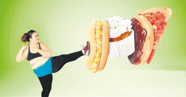 Fazla kilo anneliğe engel.