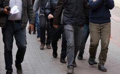 Firari FETÖ'cülerin saklandığı öğrenci evlerine operasyon.