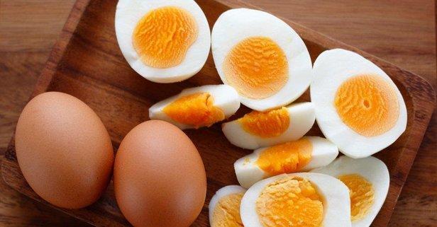 Yumurta zayıflatır.