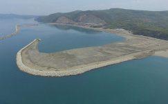 150 yıllık hayal gerçek oluyor! Filyos Liman Projesi'nin yüzde 80'i tamamlandı.