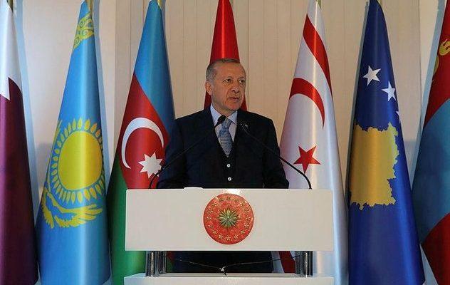 Başkan Erdoğan: Münbiç'i sizler temizleyeceksiniz.