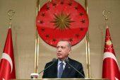 Başkan Erdoğan: Dimdik ayaktayız.
