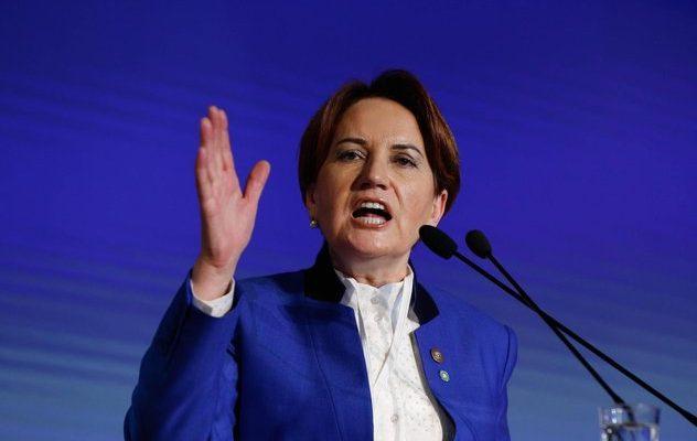 31 Mart seçimlerinde hezimete uğrayan İYİ Parti'de isyan! Akşener'e çağrı yaptılar.