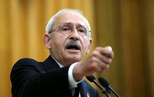 Kemal Kılıçdaroğlu YSK üyesi 7 hakimin ismini tek tek sayıp CHP'lilere yuhalattı.
