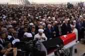 Kadir Mısıroğlu  Son Yolculuğun'da Sevenleri Çamlıca Camisine Sığmadı…