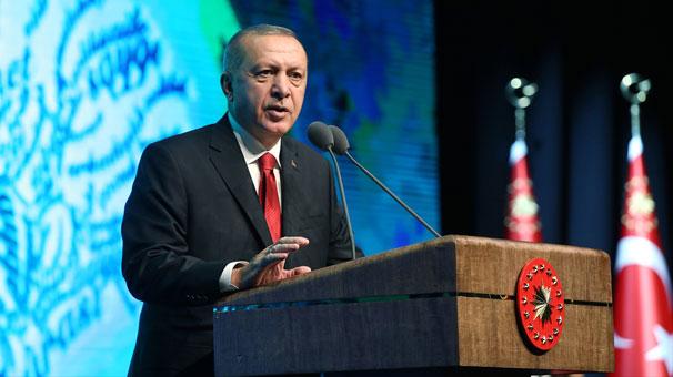 Cumhurbaşkanı Erdoğan: Yıllarca kısırlaştırma adına her şeyi yaptılar.