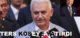 BİNALİ YILDIRIM MEYDAN OKUDU !