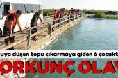 Adana'da korkunç olay… 6 çocuktan 2'si kayboldu