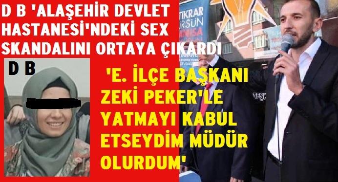 AK PARTİ İLÇE VE DEVLET HASTANESİ'NE JET SORUŞTURMA!