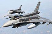 Irak'ın kuzeyindeki terör hedefleri hava harekatıyla vuruldu