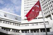 Türkiye'den BM Cenevre Ofisi ve İsviçre'ye protesto notası
